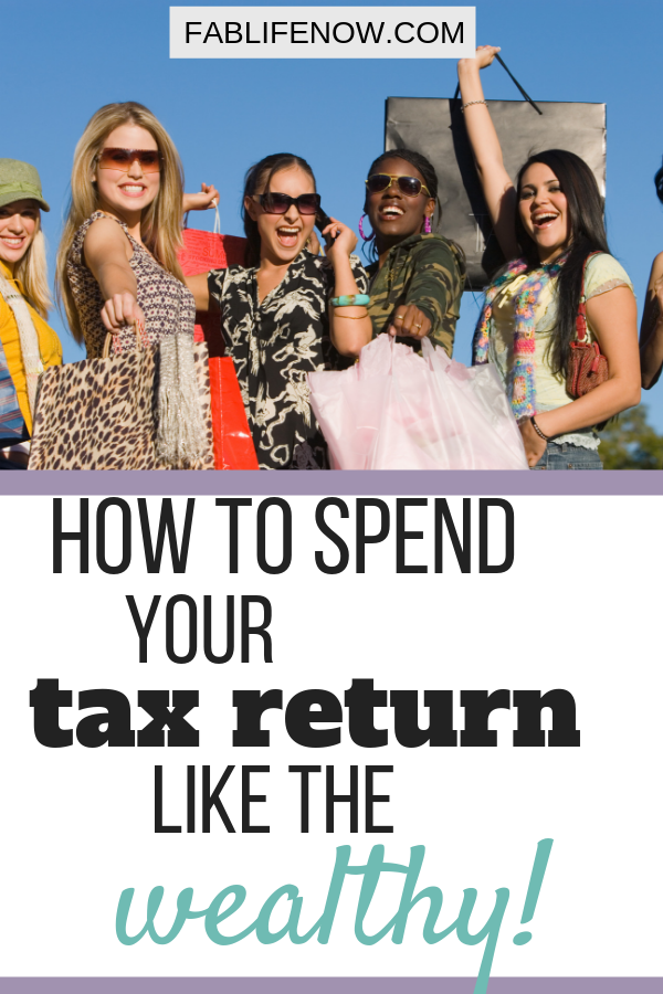 5 steps to know what to do with your tax return or other windfalls or inheritances