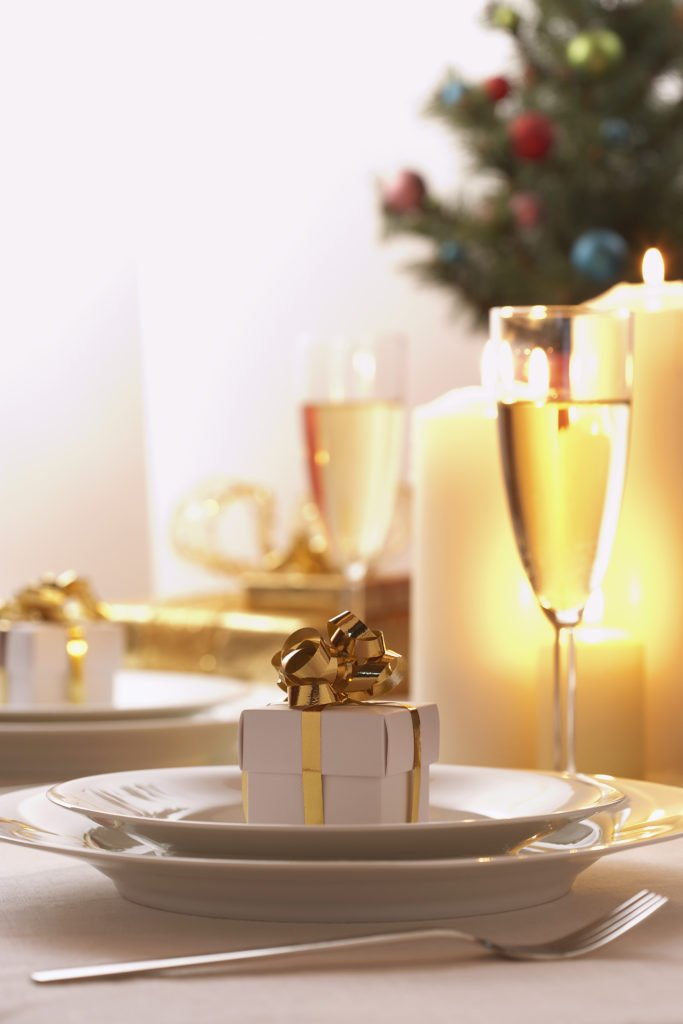 Plan and save ahead for Christmas expenses.  Include things like entertaining and holiday food in your budget.