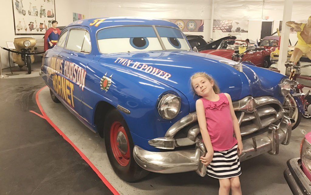 Great place to take kids off the strip in Las Vegas, family friendly tourist spot in Vegas, where to take kids in Vegas, Hollywood Car Museum Las Vegas,
