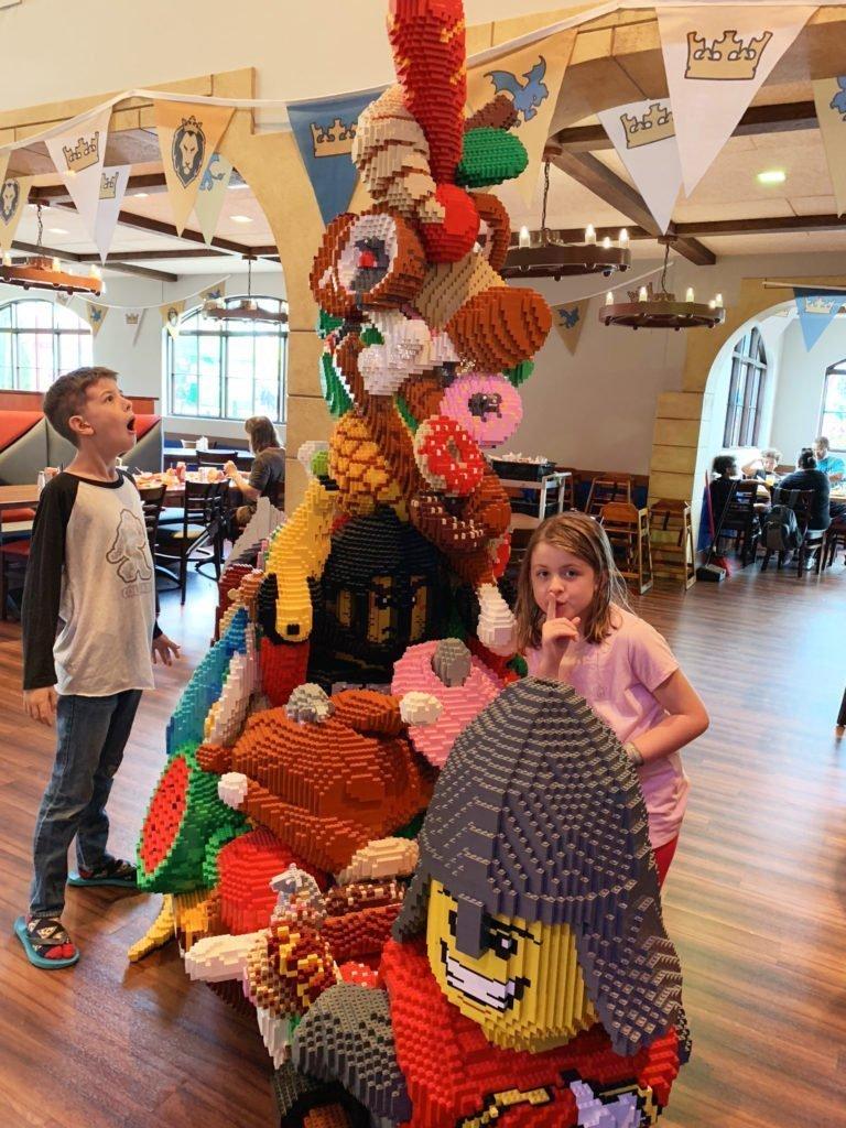 LegoLand Hotel during Kids Go Free