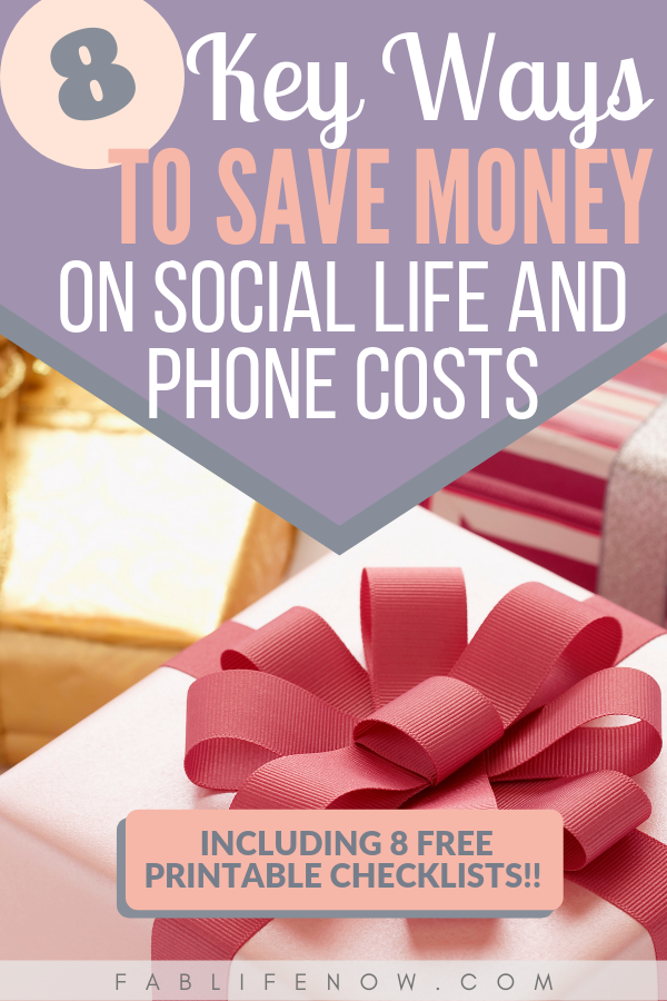 key ways to save money on social and phone